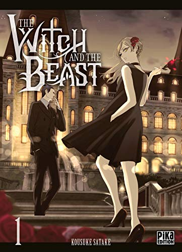 The Witch and the Beast Edition simple Tome 1