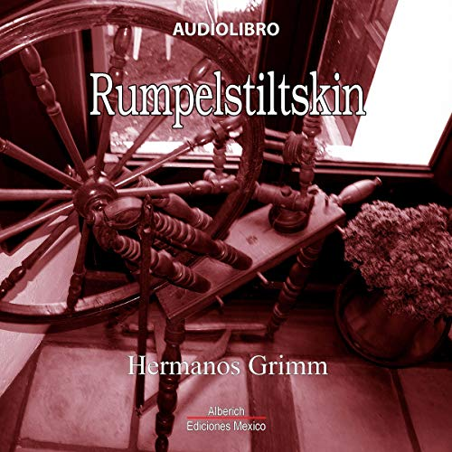 Rumpelstiltskin (Spanish Edition) audiobook cover art