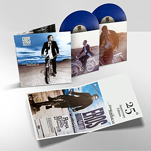 Dove C'è Musica – 25th Anniversary Edition (180 Gr. Blu Vinyl Remastered 192 khz) (2 LP)