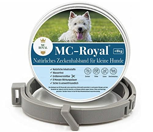 MC-Royal Zeckenhalsband Bild