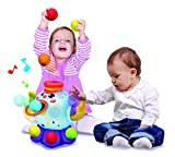 Ouaps – Juguete electrónico – La Pulpo a Malice Lanza Pelotas – Juguete materno