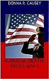 ALABAMA DEATHS FROM WW I (Kindle Edition)