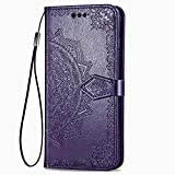 LAGUI Attractive Embossed Flip Cover Wallet Case Specific