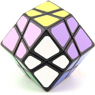 Hastighet pusselkub, magisk kub, lätt att vrida och smidigt spel, tolv sidor 3D vridbart oregelbundet vridet låda pussel m...