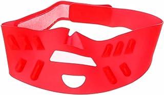 wsbdking Face-lift 3D Siliconen Gezicht Slanke vormgeven Masker Riem Anti Rimpel Sagging V Line-Face Bandage