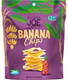 Banana Chips - Dried Bananas Gluten Free Chips (Siracha Flavor) Dehydrated Fruits Healthy ...