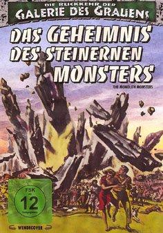 Das Geheimnis des steinernen Monsters - Die Rückkehr der Galerie des Grauens (Amaray)
