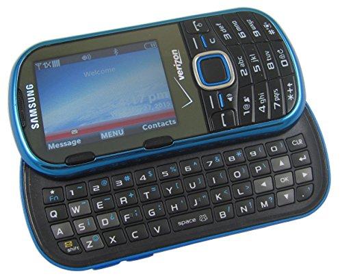 Samsung Intensity II SCH-U460 Blue Verizon Cell Phone