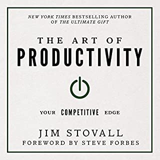 The Art of Productivity     Your Competitive Edge              By:                                                                                                                                 Jim Stovall                               Narrated by:                                                                                                                                 Rich Germaine                      Length: 3 hrs and 8 mins     7 ratings     Overall 4.4