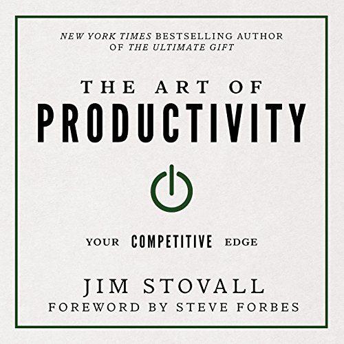 The Art of Productivity audiobook cover art