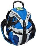 Hyper Rucksack Skate I Mit Seitentaschen I Wasserabweisend I Leicht und funktional I 38.5 x 20 x 55.5 cm I Blau -