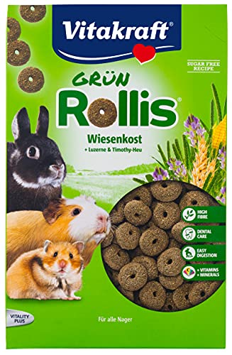 VITAKRAFT Rollis verde para Roedores - 500 g