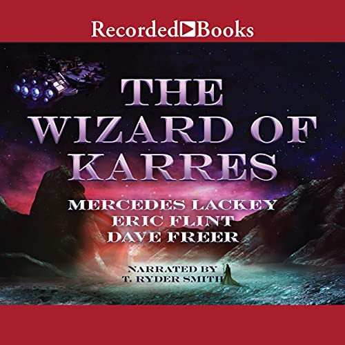 The Wizard of Karres cover art