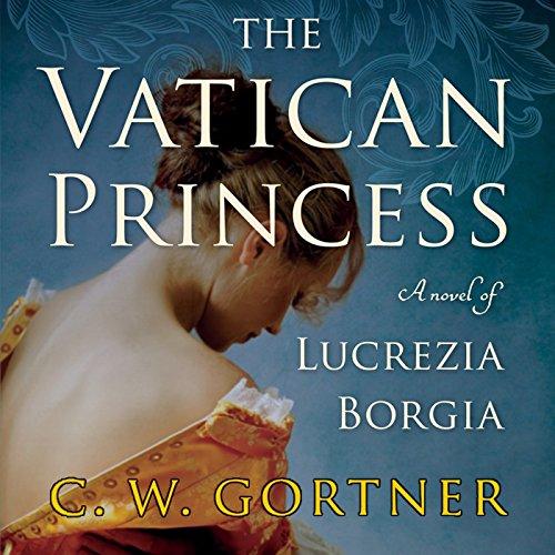 The Vatican Princess audiobook cover art