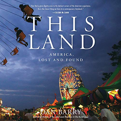 This Land audiobook cover art