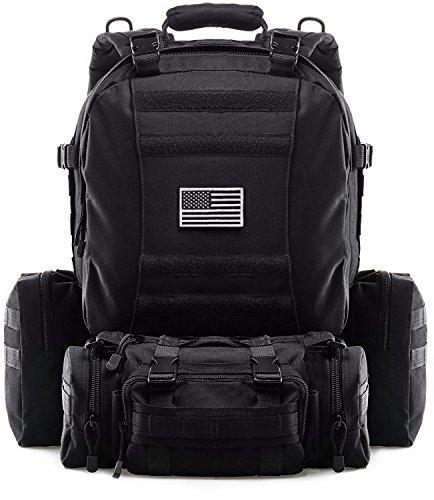 Trekking King Military Backpack