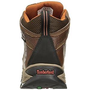 Timberland Men's Mt. Maddsen Mid Leather Wp Ankle Boot, Medium Brown Full Grain, 10.5 Medium US