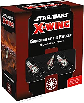 X-Wing 2ND Ed  Guardians of The Republic