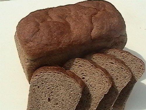 国産小麦の全粒粉 食パン【1本】
