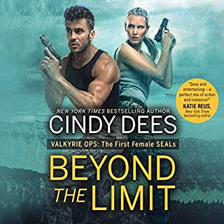 Beyond the Limit audiobook cover art