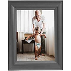 THE MOST ADVANCED DIGITAL PICTURE FRAME Share memories with the ones who matter most! Instantly and easily send photos from your Aura App to any digital photo frame in your Aura network User-friendly and iOS/Android phone and tablet-compatible Alexa ...