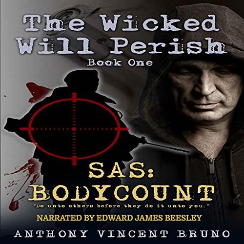 SAS: Body Count cover art