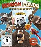 Mission Panda - Ein tierisches Team [Blu-ray]