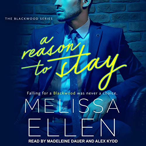 A Reason to Stay audiobook cover art