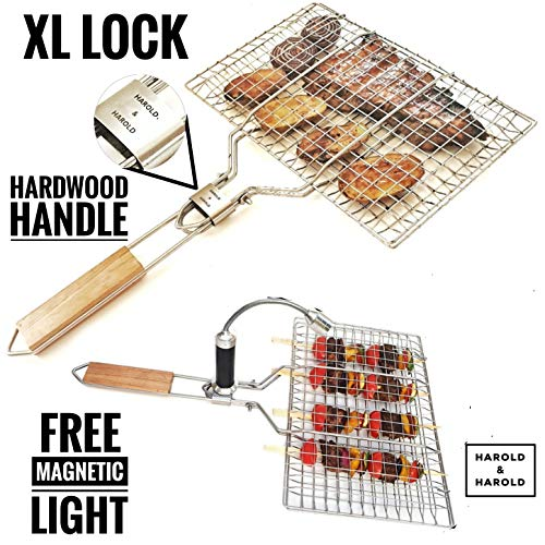 Harold & Harold Fish Grill Basket