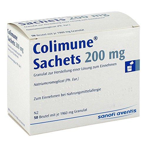 COLIMUNE S 200 Granulat Sach 50 St