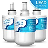 AQUACREST DA29-00003G NSF 53&42 Certifié Filtre à Eau pour Réfrigérateur, Compatible avec Samsung Aqua Pure Plus DA29-00003G...
