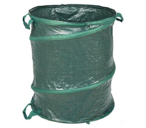 Dehner Gartenabfallsack Pop-Up Comfort, 160 l, Ø 55 cm