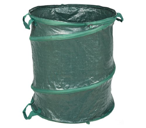 Learn More About Dehner Pop-Up 2722213 Garden Waste Bag 160 l