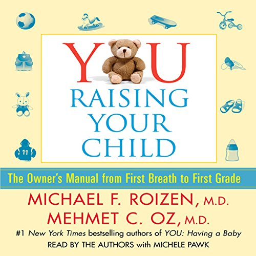 YOU: Raising Your Child audiobook cover art