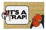 Star Wars - Doormat Admiral Ackbar It Is A Trap