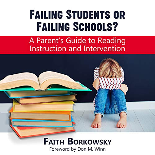 Failing Students or Failing Schools? audiobook cover art