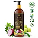 The Yogi Red Onion Shampoo for Hair Growth; Hair fall Control & Dandruff