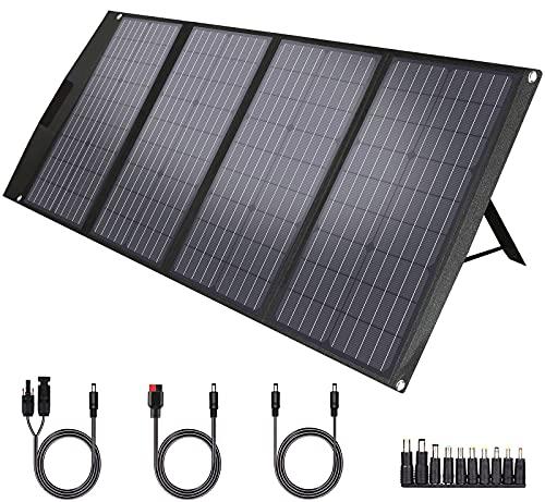 TwelSeavan Foldable Portable Solar Panel Charger for Jackery