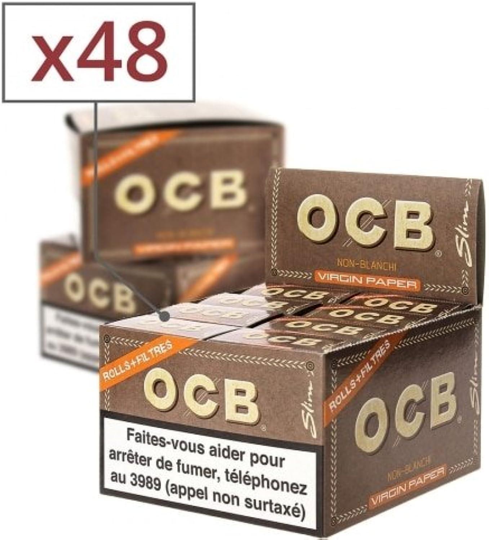 OCB Papierrolle Slim Virgin rollt und Spitzen x 16 Pack 3 B076Z37LFM  | Authentische Garantie