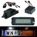 Do!Led D01 – Luces LED para matrícula, con certificado E