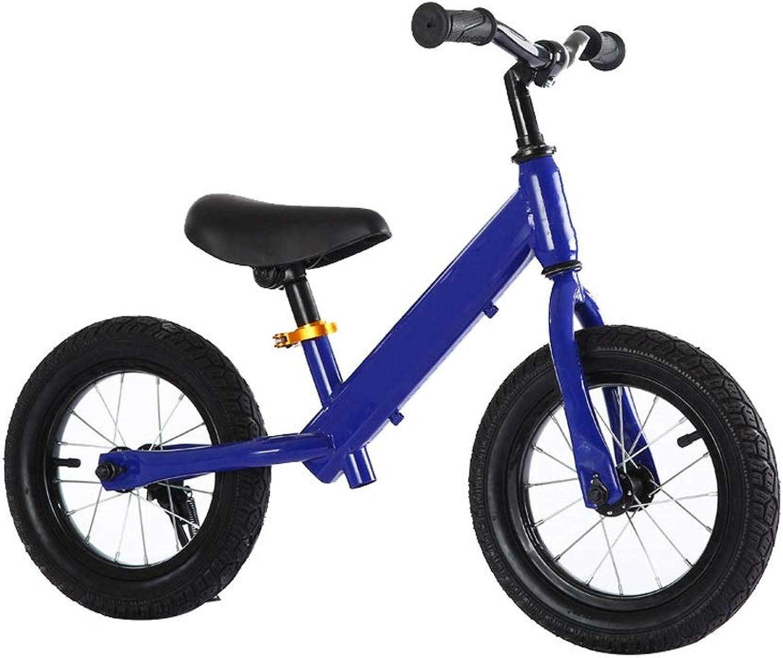 gran venta Bicicleta de equilibrio No pedalee la bicicleta de de de entrenamiento con el manillar y el asiento ajustables, bicicleta para Niños pequeños con ruedas de Widen adecuados para Road Beach para edades de 2 a  A la venta con descuento del 70%.