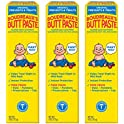3-Pack Original Boudreaux's Butt Paste Diaper Rash Ointment, 4 Oz