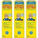 3-Pack Original Boudreaux's Butt Paste Diaper Rash Ointment 4 Oz