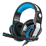 2017 Neuest Beexcellent Surround Kopfhörer,GM-2 Gaming Headset Over-Ear Surround Sound Stereo...