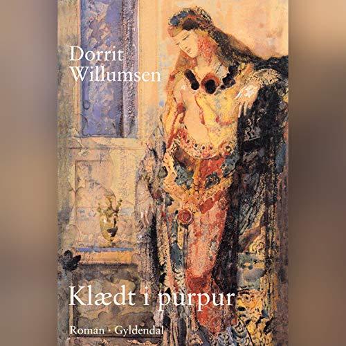 Klædt i purpur audiobook cover art