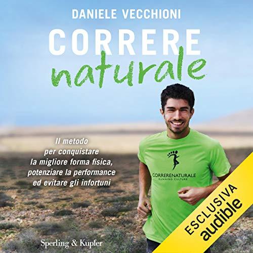 Correre Naturale copertina