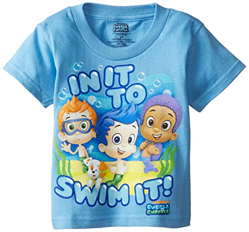 Top bubble guppies shirt 4t for 2021