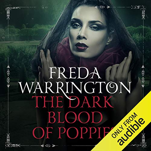 The Dark Blood of Poppies cover art