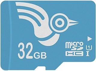 ADROITLARK Memory Card 32GB Micro SD Card Class10 microSD Card with Adapter for Smart Watch/Phone/Camera(U1 32GB)