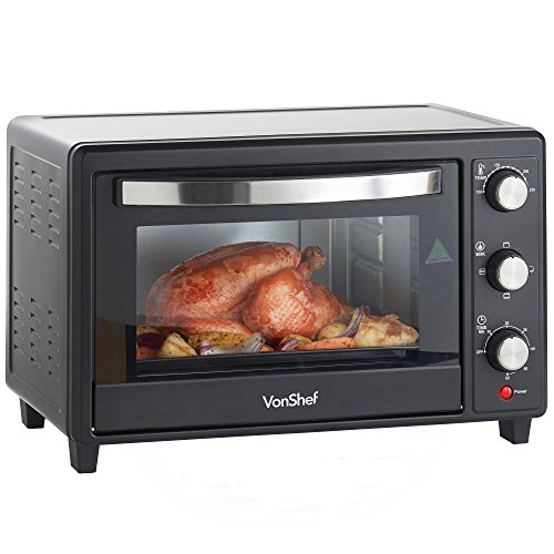 SHOOPEE Mini Ovens (30L), Polyester, 30 liters